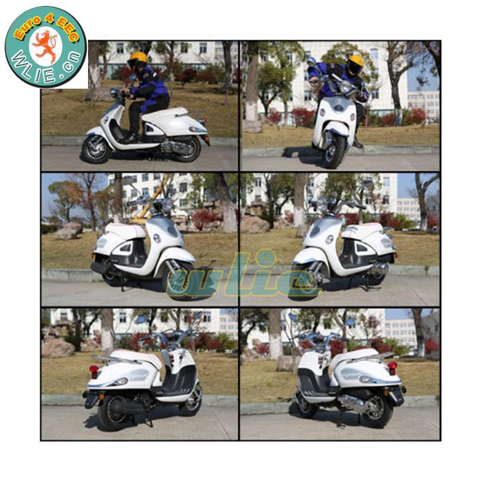 Calidad superior nuevo productos más vehículo popular bicicleta de bolsillo 50cc moto naranja de la motocicleta de carreras leyenda 50 (Euro 4)