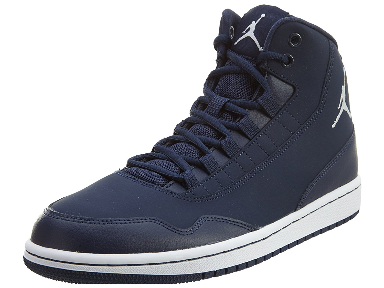 52262cd69c396b Get Quotations · nike Air Jordan Executive Mens Hi Top Basketball Trainers  820240 Sneakers Shoes (US 10,