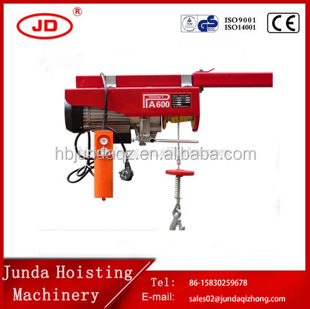 construction tools 1 ton crane lifting king hoists