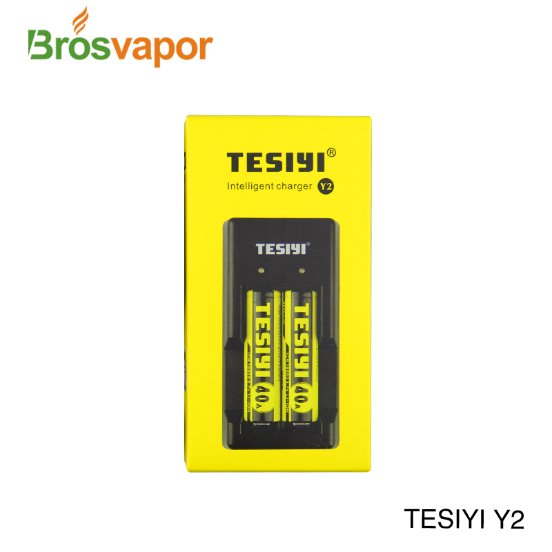 high security tesiyi usb charger Y2/T2/T4/E2/E2S battery charger for Various types of batteries