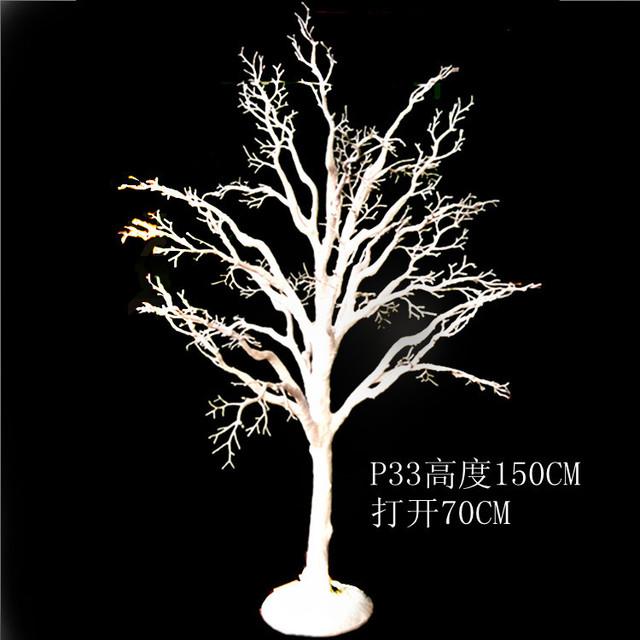 mikie faux branches d 39 arbres d cor talage d coration de mariage dans festive et r ceptions de. Black Bedroom Furniture Sets. Home Design Ideas