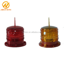 New Product LED Flashing Solar Marine Beacon Lights With Spike