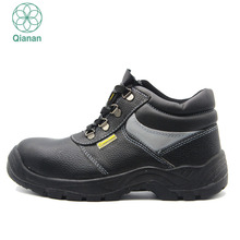 High Performance Men Safety Shoes Genuine Leather Shoes for Construction