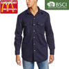 uniforms work breathable long sleeve mens shirt carpenter workwear