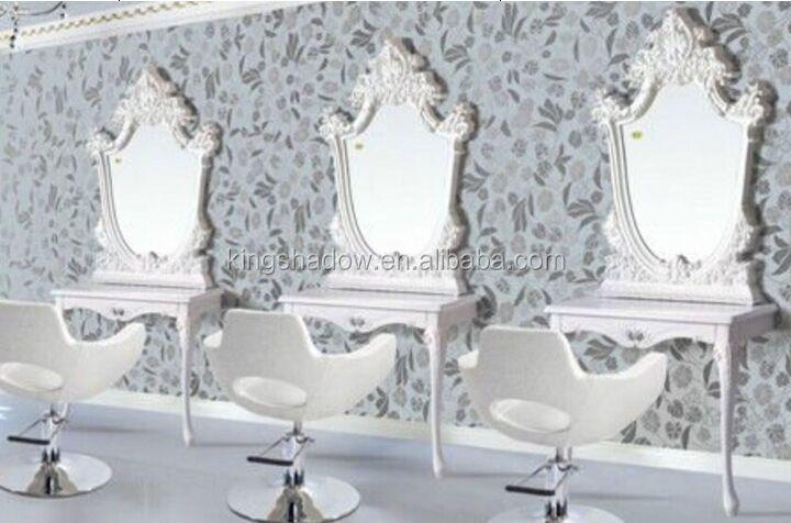 antique vintage decorativo espejo de pared estacin salon barber shop espejos para saln