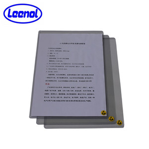 LN-F15016 Wholesale ESD Hard Rubber Lining For File/Document