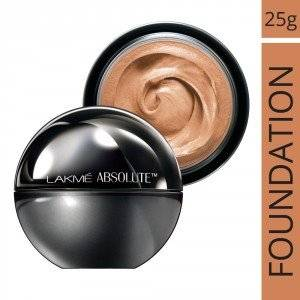 Lakme Absolute Mattreal Skin Natural Mousse 16hr - Almond Honey