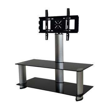 Modern Metal Lcd Glass Tv Stand Tv Rack Holder Design Ra001 Buy