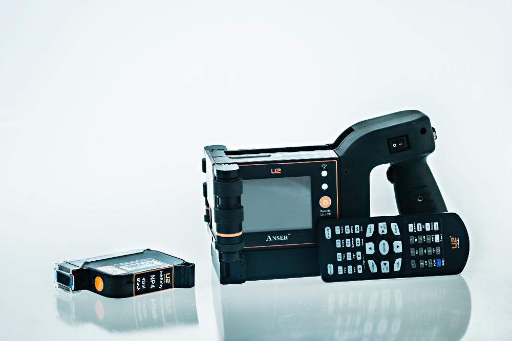 Cartridge Ink Coding Machine (anser U2 Handheld)