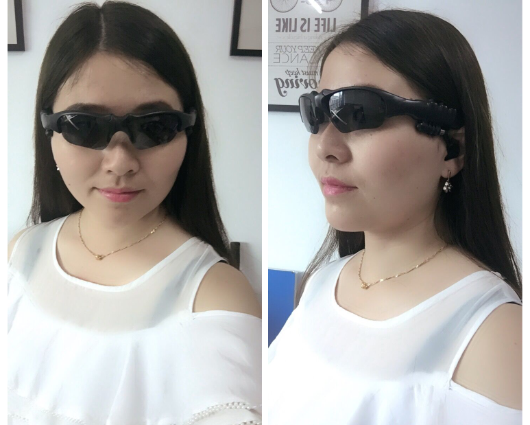 Mobile eyewear recorder driver