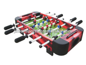 small soccer table mini foosball game table for children. Black Bedroom Furniture Sets. Home Design Ideas