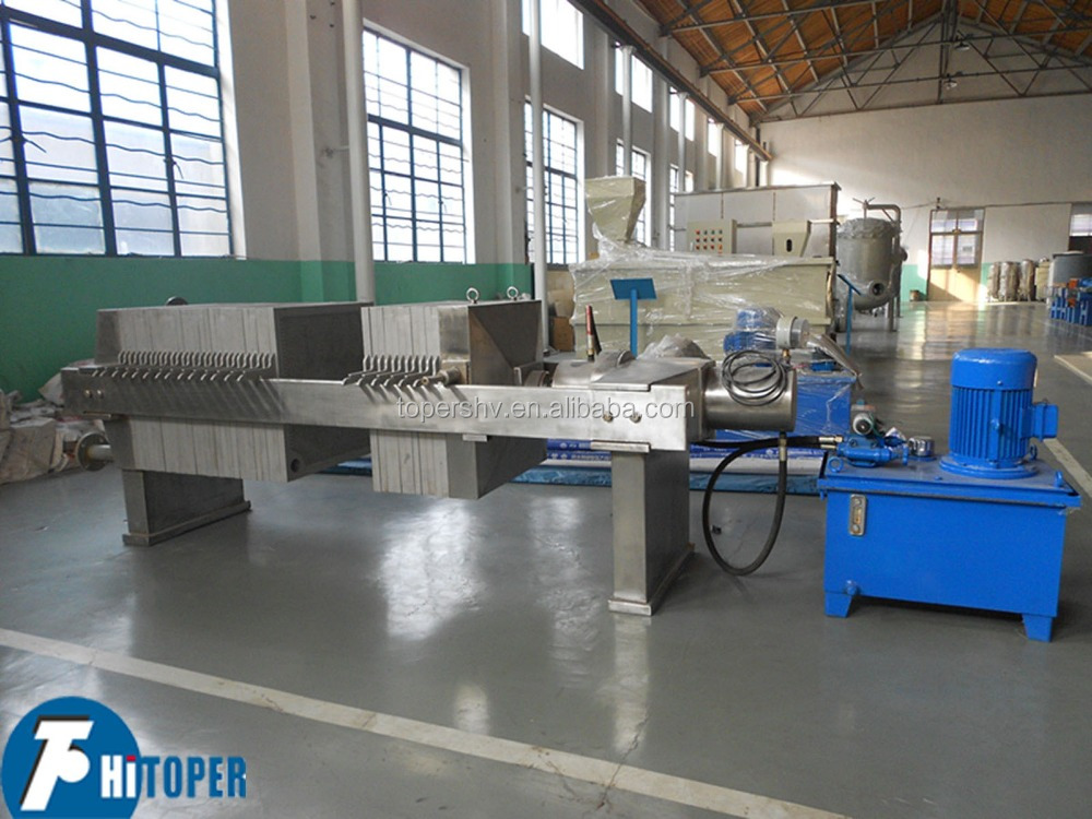 Tiantai South-west Filter-cloth Factory Cooperated Filter Press ...