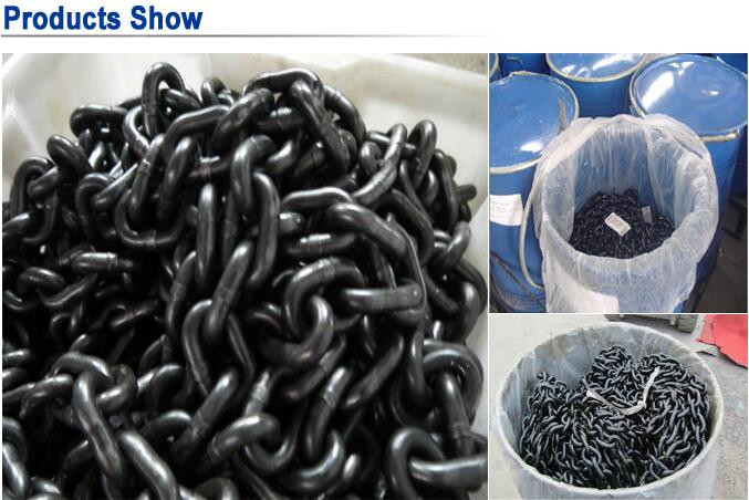 Chinese Suppliers Lifting Alloy Steel Chain G80