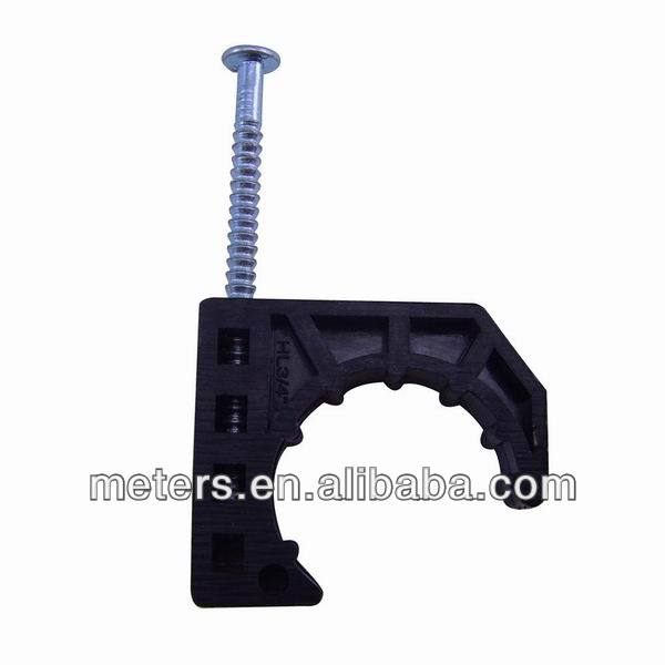 Plastic J Clamp With Nail