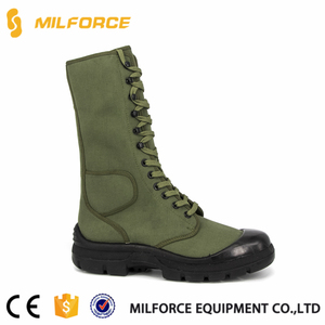 MILFORCE-uniform military jungle army boots shoes s3 green army military