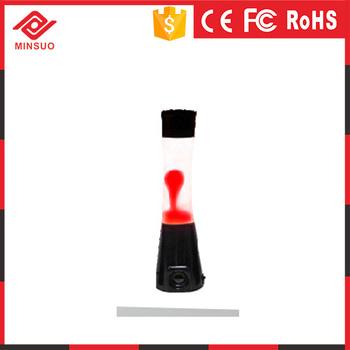 Shenzhen Factory Lava Lamp With BT Speaker