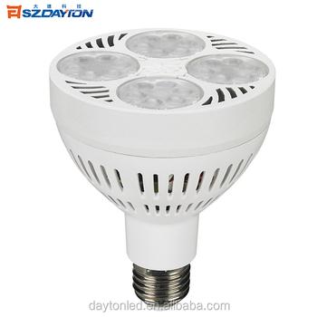 Standard Led Par30 Spotlight 35w 3500lm 6500k 25d Warm White Day Lighting Bulb