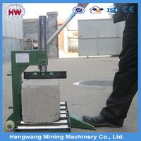 2016 Economic foam concrete block cutting machine/brick cutter with low price and high effective