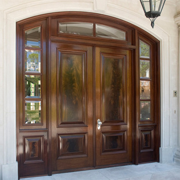 House Front Door Design Whole Luxury Villa Use Armored Wooden