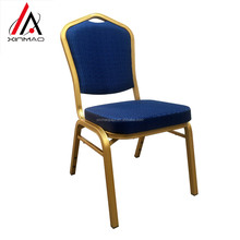wholesale classic good price aluminum stackable cheap banquet chair