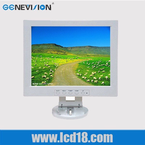 19 inch LCD Monitor Wireless CCTV Portable wifi Network Video LCD Monitor