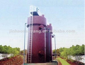 ALB type Anaerobic fluidized bed reactor