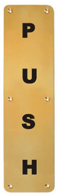 top quality stainless steel 304/316 toilet sign plate long shape