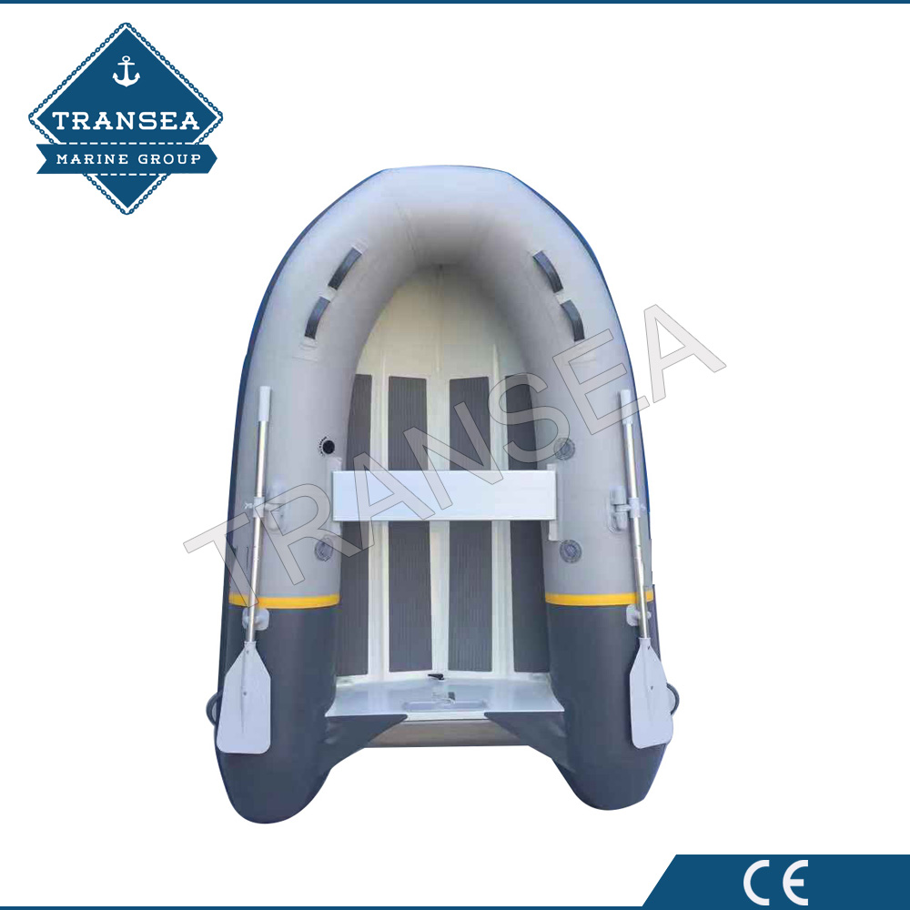 UK 부 풀릴 수 aluminum 반 rigid boat 240 manufacturer in China