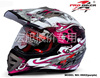 2014 Best Sales Motorcross Helmet Full Face Helmet ECE Approved Helmet