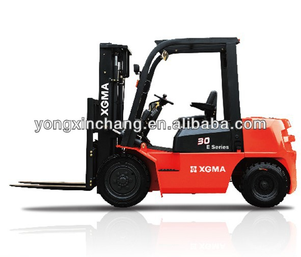 High quality Hot sale 3 ton New diesel Forklift with CE