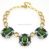Big emerald bib necklace indian emerald necklace designs emerald necklace jewelry