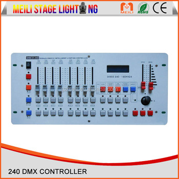 Hot Sale Best Price Dmx 512 Lighting Console Disco 240 Dmx Controller - Buy  Disco 240 Dmx Controller,Disco 240 Dmx Controller,Disco 240 Dmx Controller