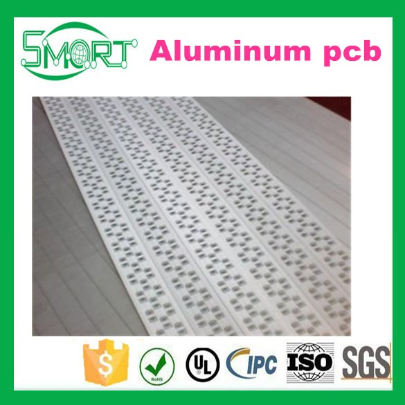 Smart Electronics~Good!! led display pcb board, blank board /aluminium LED pcba