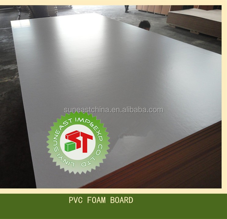 pvc concrete formwork panel,pvc foam board
