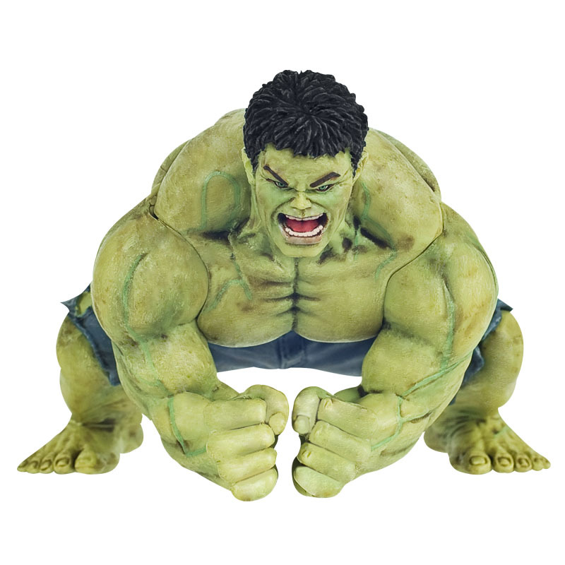 2015 Avengers Action Figures Superman Hulk Action Figure Hot Toys Pvc Cartoon Figure Kids Gift Vintage Toys Free Shipping