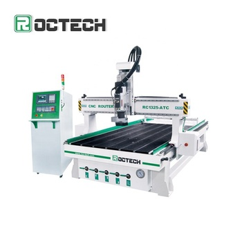 Jinan Roctech RC1325-ATC Wood Stair CNC woodworking Router Machine