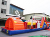 shuttle space inflatable obstacle, kids inflatable moonwalk,inflatable obstacle for sale