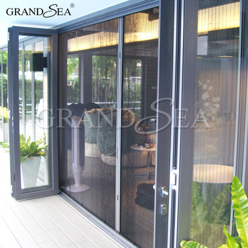 Made In China Sliding Patio Blinds Internal Bi Fold Door