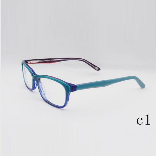 Spot Goods Bc3827 Low Price Top Clear Acetate Frame Eyewear ...