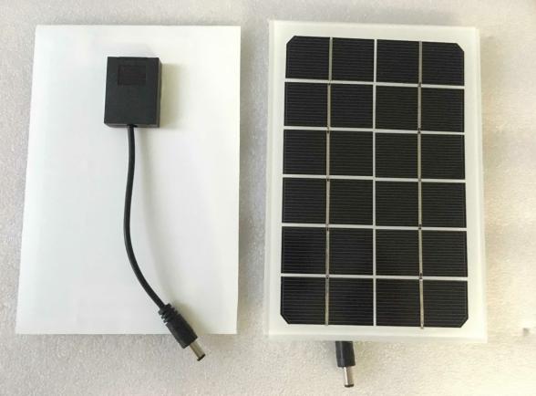 Gran calidad peque o panel solar 6 v 3 w fabricante en for Panel solar pequeno