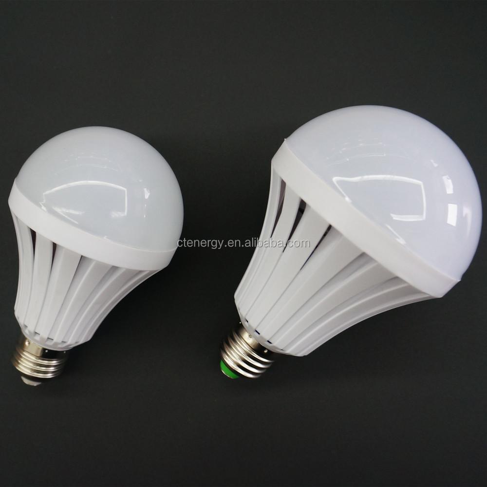 Warm White 4200k 9w 5730 E27 Led Battery Light Bulb Warm White For ...