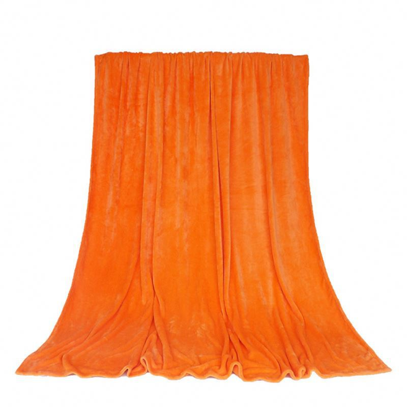 100 % polyester rotary screen printed coral fleece blanket baby blanket