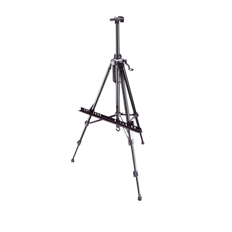 2015 New Product Good Quality Aluminium Metal Painting Folding Easel