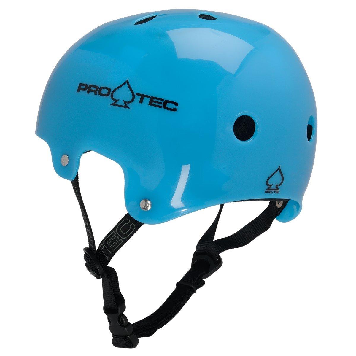ProTec Classic Bucky Helmet Blue Trans M