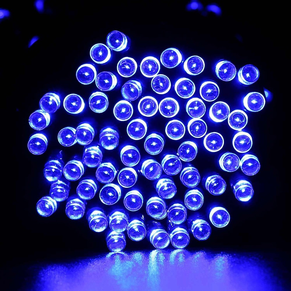 Meest Populaire Decoratieve Verlichting Solar Micro 100 Mini led string Lights