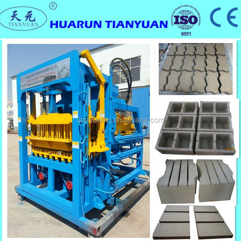 Qty4-20c Paving Block Making Machine Price Paver Block Machine For Sale -  Buy Paving Block Making Machine Product on Alibaba com