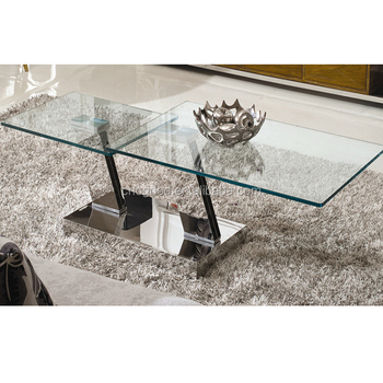 Used Gl And Stone Coffee Table Living Room Product On Alibaba
