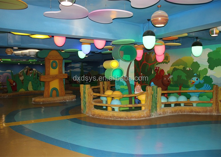 Malaysia I-City Theme Park Decoration Design