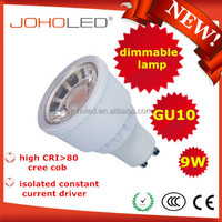 London 9w Led Cob Gu10 5w 7w Led Spot Gu10 6w 9w Gu10 Ampoule