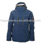 WATERPROOF AND BREATHABLE SNOW SKI JACKET WITH HOOD/ OUTDOOR SKI JACKET FOR MENS